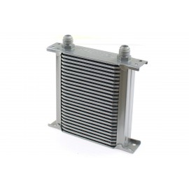 Chłodnica Oleju TurboWorks Slim Line 25-rzędowa 140x195x50 AN10 silver