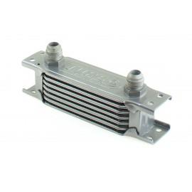 Chłodnica Oleju TurboWorks Slim Line 7-rzędowa 140x50x50 AN10 silver