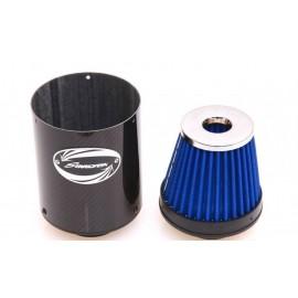 Filtr stożkowy Airbox Carbon 70mm 170x130