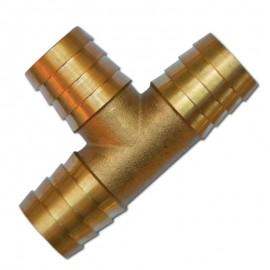 Trójnik metalowy 15mm