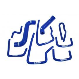 Silikonowe przewody wody Impreza GD GB GG 2.0 WRX 00-