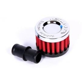 Moto Filtr stożkowy SIMOTA 18 mm Red