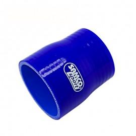 Redukcja silikon. 63/70mm Blue