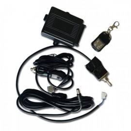 Bezprzewodowy sterownik przepustnicy wydechu + przełącznik