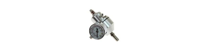 Regulatory ciśnienia paliwa